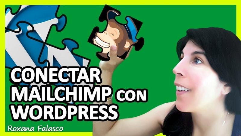 Conectar MAILCHIMP con WORDPRESS 😲 ¡BIEN Explicado!