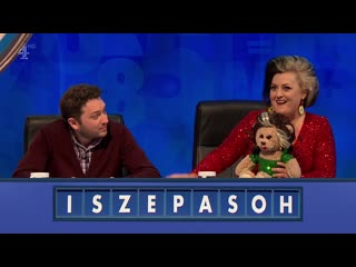 8 out of 10 cats does countdown 18x02 kiri pritchard-mclean, joe wilkinson, brett domino trio