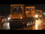 В Самаре прошёл ремонт дорог большими картами