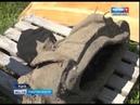 Памятник Сталину нашли в Челябинской области