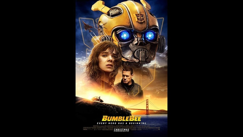 ▶️ BUMBLEBEE Full Movie Trailer 2 2018