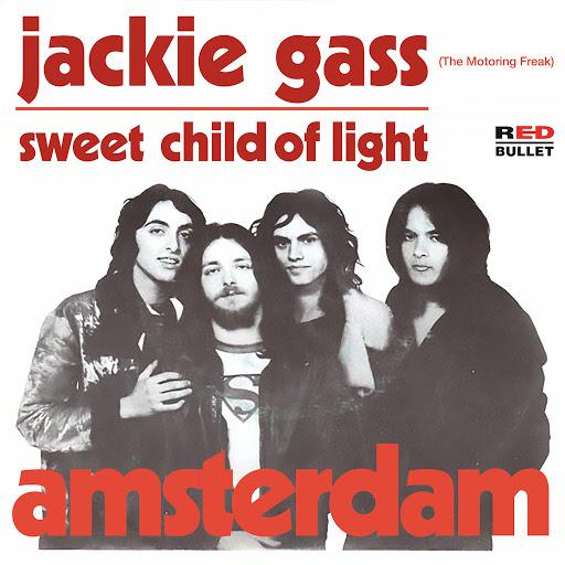 Amsterdam альбом Jackie Gass