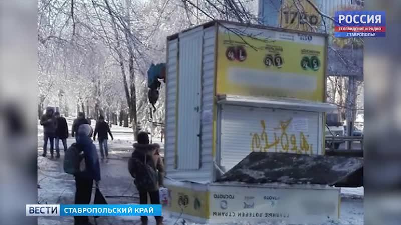 Вести в сети 335_ ларьки прилетели, хвостатый покупатель и ставропольский роман