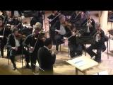 Чайковский Концерт для скрипки с оркестром ре мажор, соч. 35 Кристоф Барати (скрипка) МСО Дирижер –Артур Арнольд