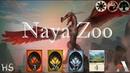 MTG Arena - Naya Zoo Deck Tech and Gameplay - Magic Arena