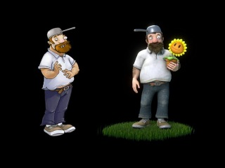 Plants vs Zombies 2 Trailer - Making Of