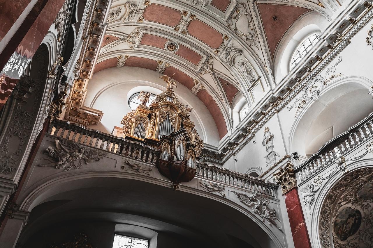 Kostel svatého Ignáce z Loyoly, Prague