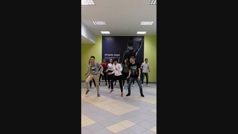 Фитнес Наталия -танцуй под Бузову! 😂❤️😉👍