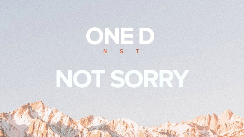 OneD - Not Sorry/Не жаль (NST EP)