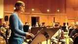 Kasarova rehearsal Jeanne D'Arc aria by Tchaikovsky
