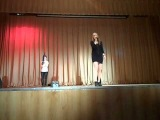 Катя Сергеева - Je veux + танец (Катя Родина и Лиля Карюхина)