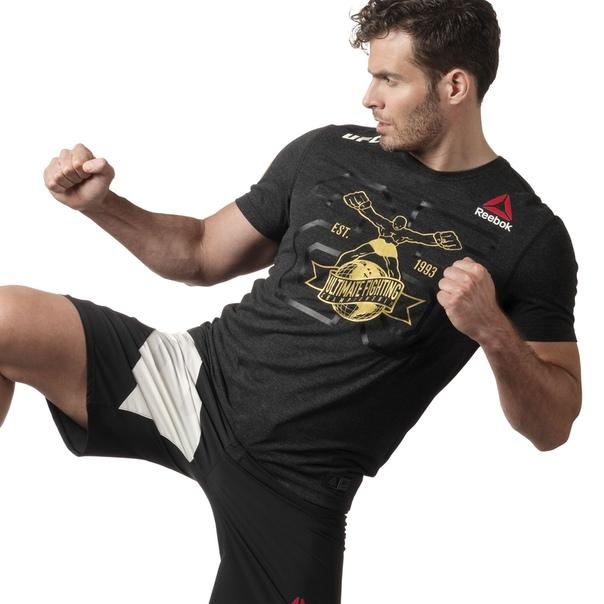 Футболка UFC Fight Kit Decorated
