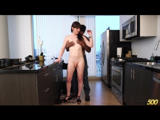[Trans500] Natalie Mars & Soldier Boi - Taking in That Black Cock [Transsexual, Shemale, Anal, Bareback, Hardcore, 720p]