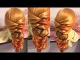 Причёска с помощью резинок - Красота! - 8