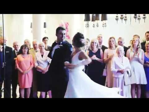 Piękny pierwszy taniec Dagmary i Piotra. Whitney Houston - I Have Nothing