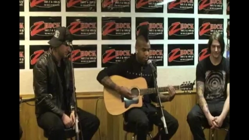 The Veer Union New Single Bitter End Live at the Z-Rock studios