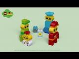LEGO DUPLO. Набор «Мои первые эмоции»