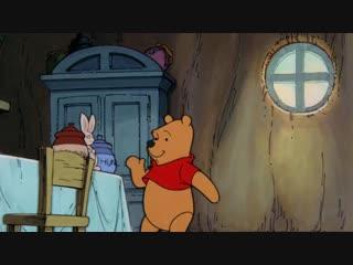 Новые приключения Винни Пуха / The New Adventures of Winnie the Pooh. 1988-1991. Сезон 1, серии 11-15. VHS