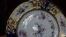 Старинная русская тарелка в супер состоянии клеймо Николая 1го на продажу