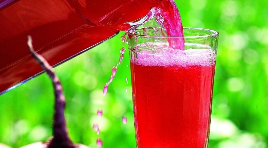 Свекольный сок для чистки сосудов и укрепления сердца: как приготовить, как пить