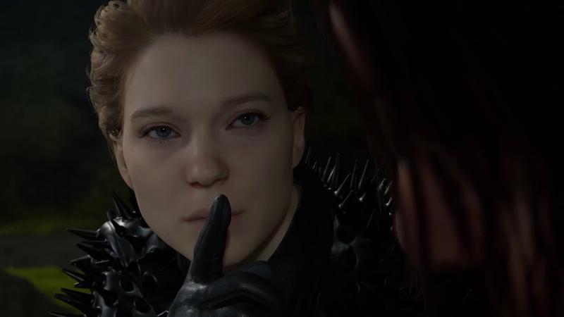 Игра Death Stranding Русский геймпленый трейлер E3 2018 Озвучил S@thal