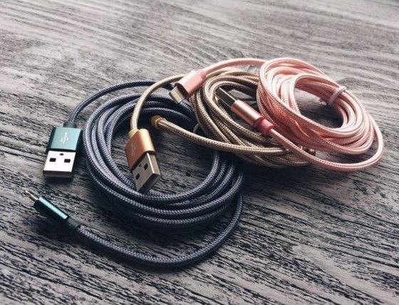 Качественные зарядные кабели