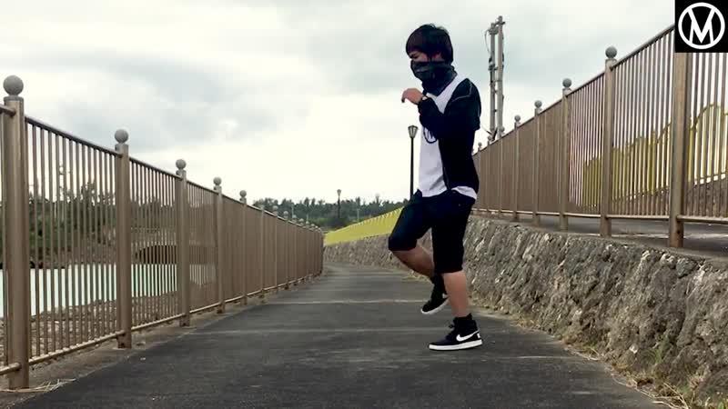 MOV team shuffle dance VN - VID 2 - Hải Bùi - Example - All Night
