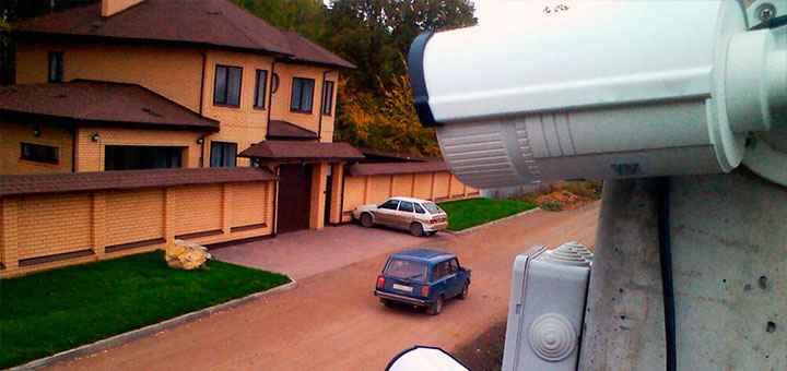 Какие бывают типы камер наблюдения?