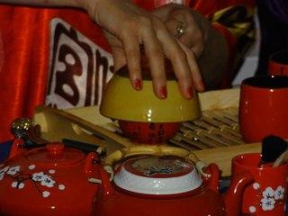 Чайная церемония тианде