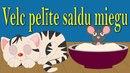 Velc pelīte saldu miegu Šūpuļdziesma Bērnu dziesmas Latvian Lullaby Латышская колыбельная