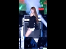 · Fancam · 180811 · OH MY GIRL (YooA focus) -Windy Day · KIMA WEEK 2018 ·