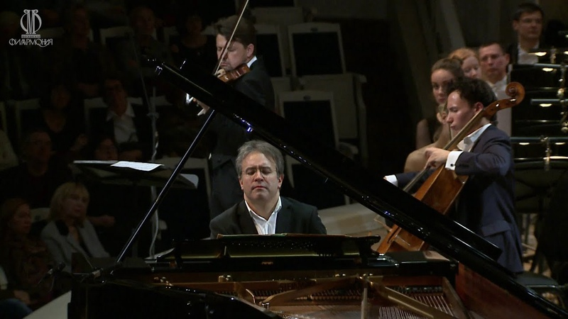 Beethoven - Triple Concerto for Piano, Violin and Violoncello and Orchestra in C major, Op. 56