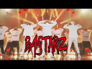 [MR Removed] 150418 Block B - BASTARZ (블락비 바스타즈) - Zero For Conduct (품행제로) @ Music Core