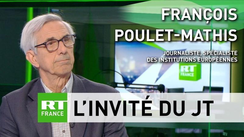 François Poulet-Mathis : «Imposer une Française à la tête de la BCE est un coup de force»