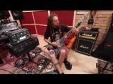 Видео из студии - EKTOMORF записывают новый сингл и кавер на METALLICA