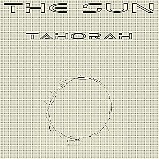 The Sun альбом Tahorah