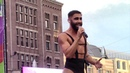 Conchita Wurst zingt Forward en Up for Air op slotfeest Dam Amsterdam Gay Pride 2019