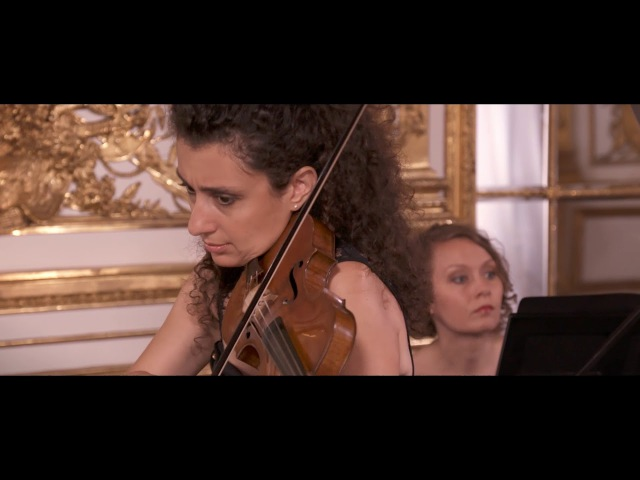 Telemann - Quatuor Parisien No.12 (No.6, 1738) (Les Ambassadeurs)