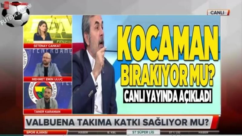 Aykut Kocamanın TRT SPORda Yaptığı Açıklamaları Mehmet Emin Uluç Yorumladı 18 Mayıs 2018
