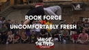 Rock Force vs Uncomfortably Fresh [final] .stance x Who Got The Props Detroit