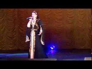 ТАМАРА АДАМОВА новый сольный концерт 4 часть 2014г