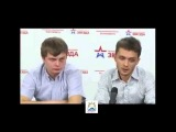 Конференция освобожденных журналистов телеканала ЗВЕЗДА 17 06 2014 Украина новости сегодня!