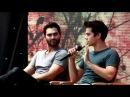 Dylan O'Brien @ AlphaCon, talking about his refusal to film the Stiles/Malia sex scene
