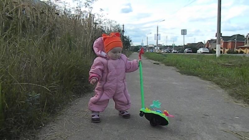 УЛИЦА каталка прогулка к карнавалу на проврку вместе