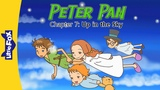 Peter Pan 7 Up in the Sky Level 6 By Little Fox
