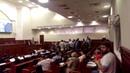 Кіборг побив депутата в сесійні залі Київради за відверту брехню
