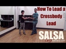 How to dance salsa Salsa Tip Tuesdays 1 Lead and follow crossbody lead in salsa