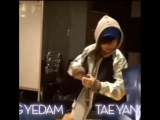 180913 YG New Boys @ Bang Ye Dam old video