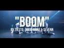 Deep House presents: JABBAWOCKEEZ x Tiësto - BOOM with Gucci Mane Sevenn [HD 720]