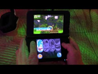 8 Minutes of Sonic Boom 3DS - Seaside Jungle (E3 2014)